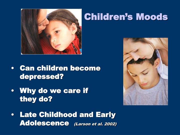Children's Moods