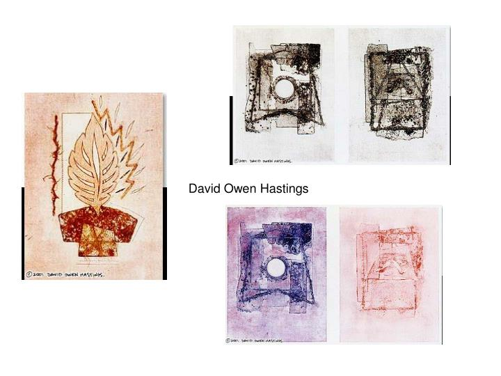 David Owen Hastings