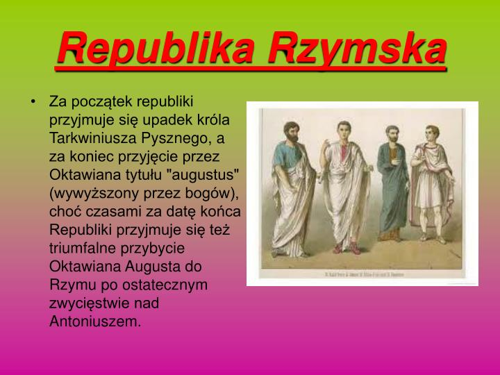 Republika rzymska