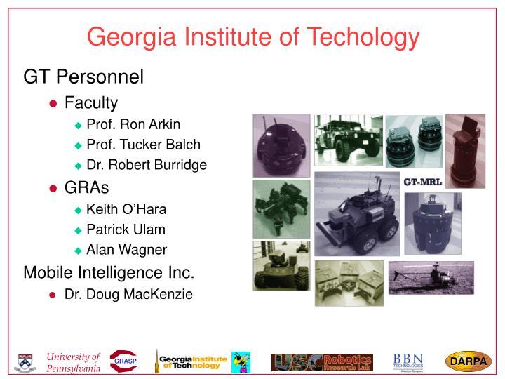 GT Personnel
