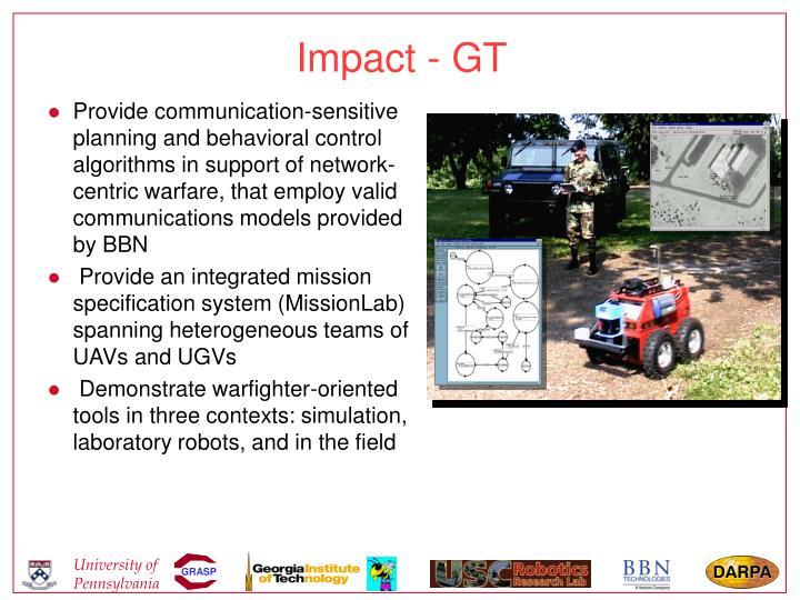 Impact - GT