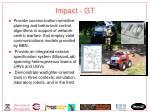 impact gt