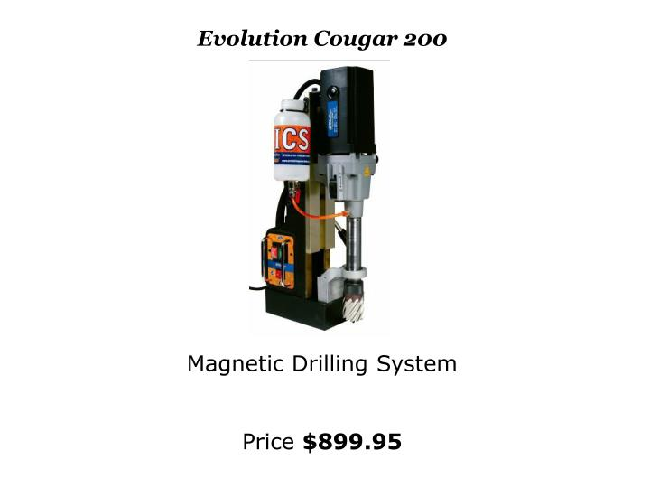 Evolution Cougar 200