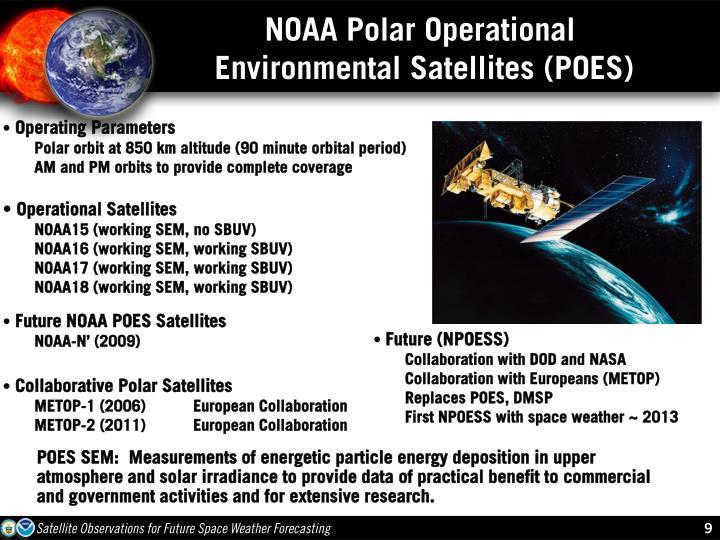 NOAA Polar Operational