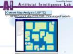 content map analysis uspto