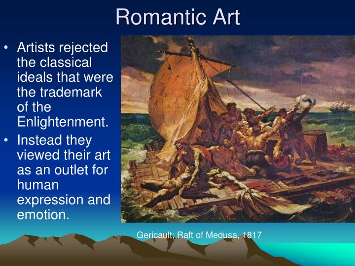 Romantic Art