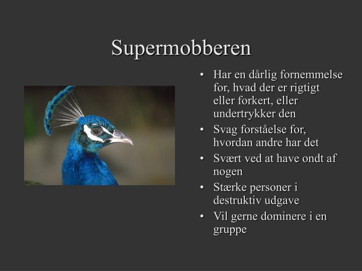 Supermobberen