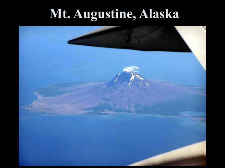 Mt. Augustine, Alaska