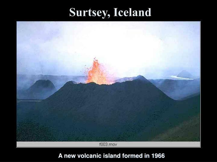Surtsey, Iceland