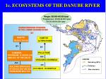 1c ecosystems of the danube river