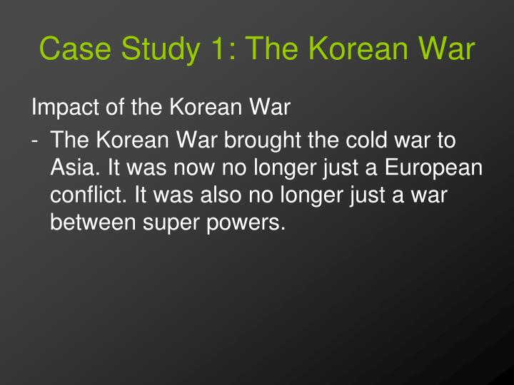 an analysis of korean war Best of: how us, south korean special ops would fight in a new korean war  may 23  get exclusive analysis delivered to your inbox daily.