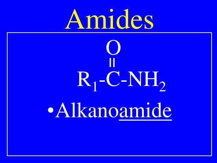 Amides