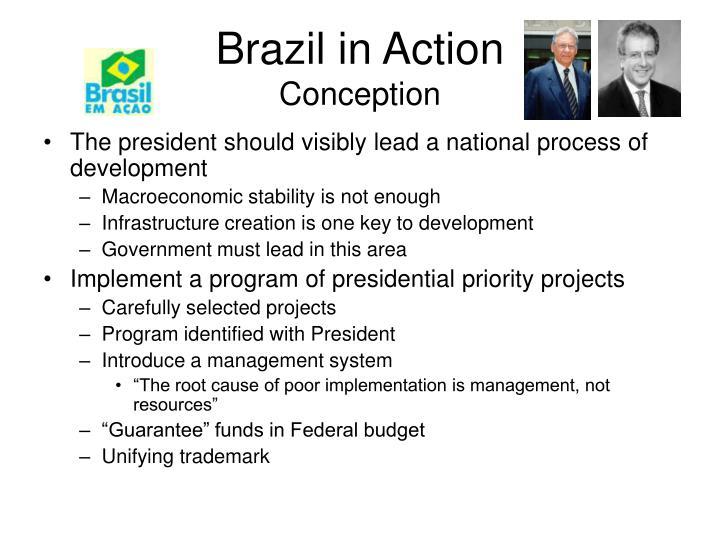 Brazil in Action
