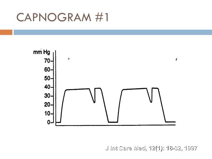 CAPNOGRAM #1