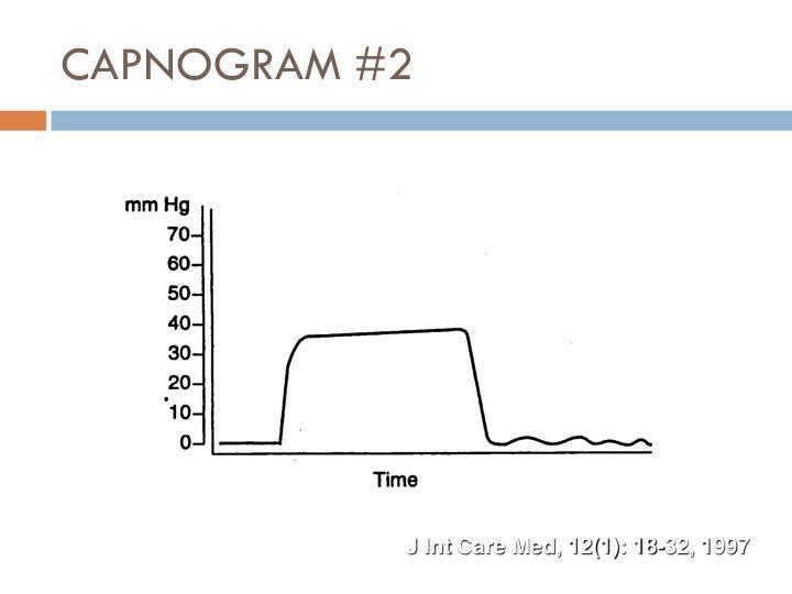 CAPNOGRAM #2
