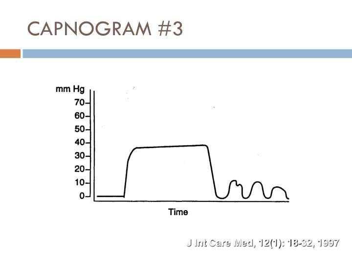 CAPNOGRAM #3