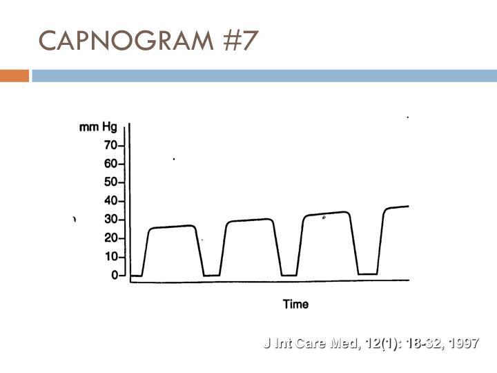 CAPNOGRAM #7