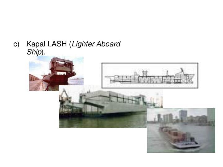 Kapal LASH (