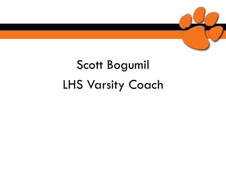Scott Bogumil