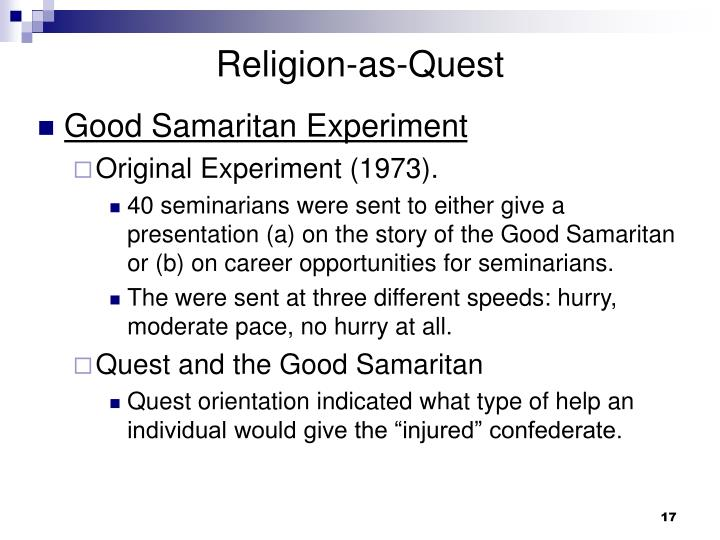 Religion-as-Quest