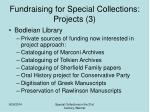 fundraising for special collections projects 3