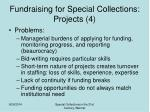 fundraising for special collections projects 4