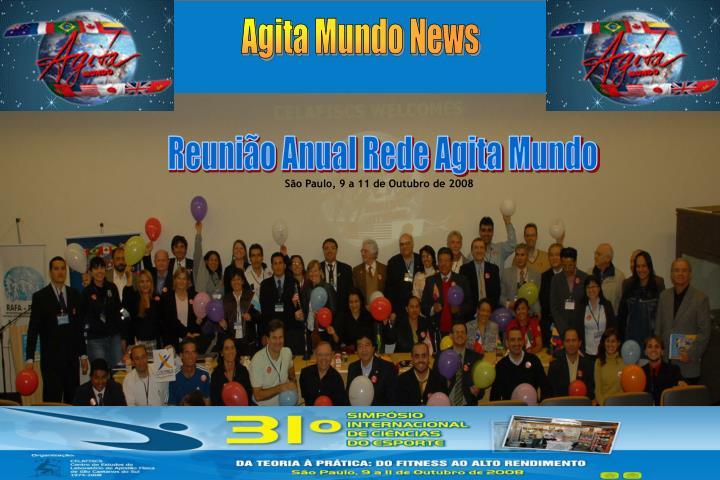 Agita Mundo News