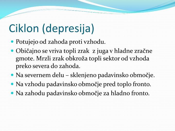 Ciklon (depresija)
