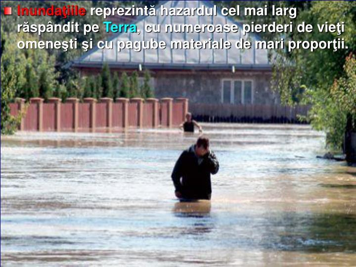 Inundaţiile