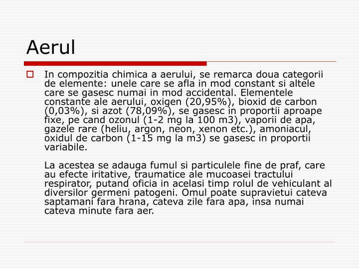 Aerul