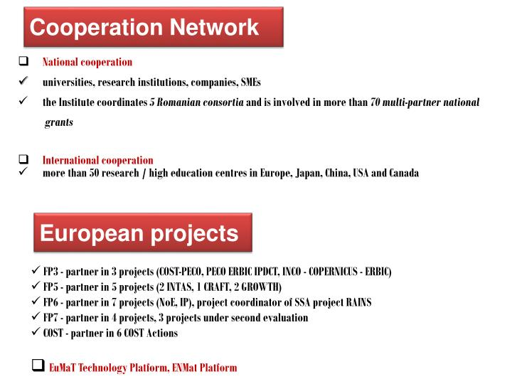Cooperation Network