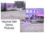 hazmat heli demo pictures