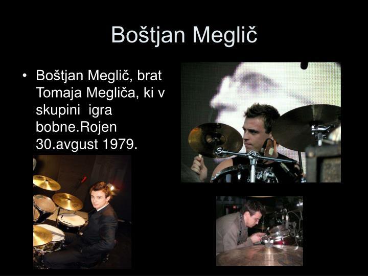 Boštjan Meglič
