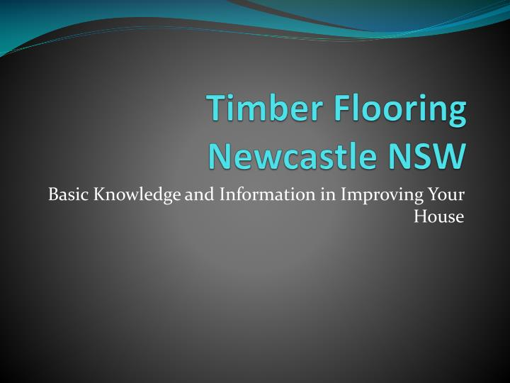 timber flooring newcastle nsw