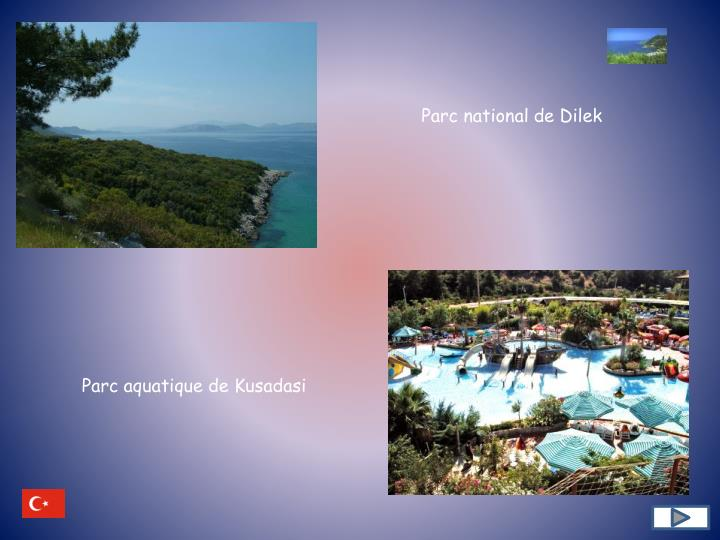 Parc national de Dilek