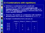 2 4 combinations with repetitions1
