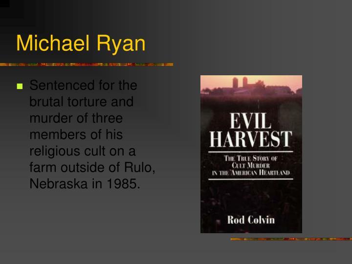 Michael Ryan