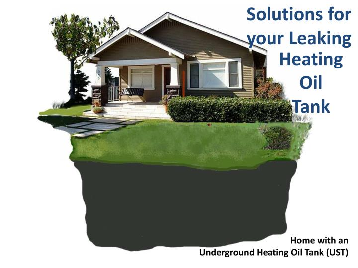 Solutions for your Leaking