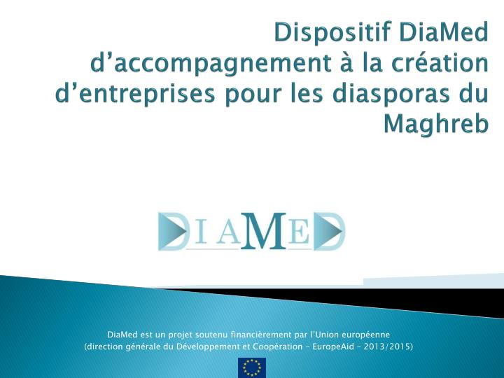 Dispositif DiaMed