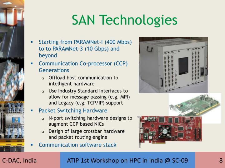 SAN Technologies