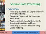seismic data processing1