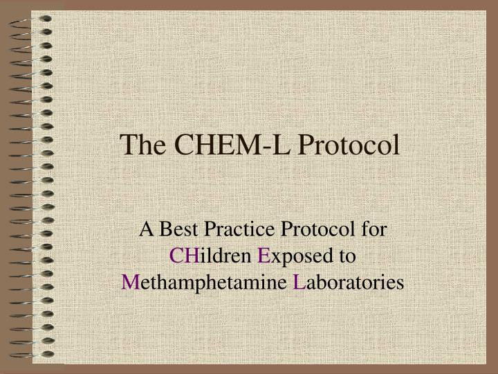The chem l protocol