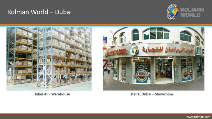Rolman World – Dubai