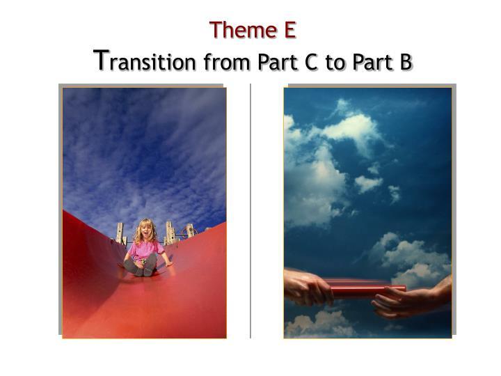 Theme E