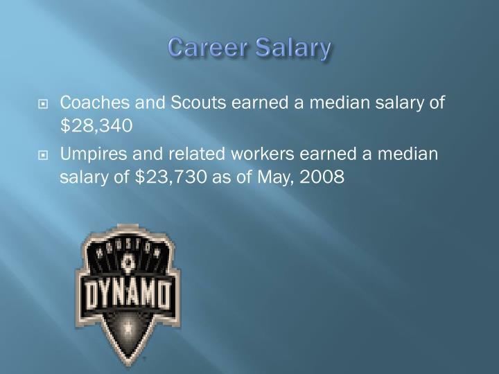 Career Salary