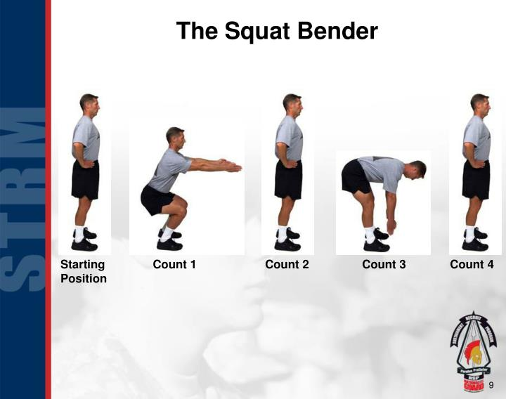 The Squat Bender