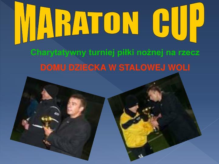 MARATON  CUP