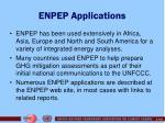 enpep applications