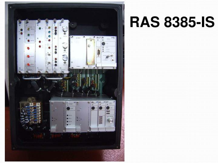 RAS 8385-IS
