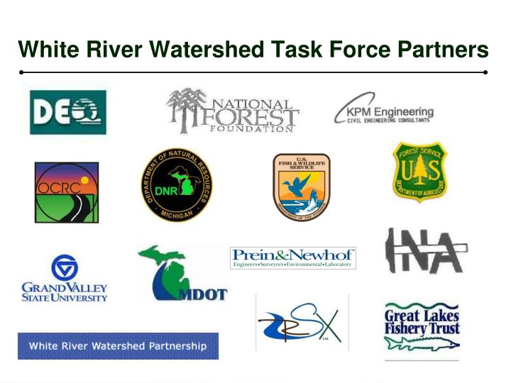 White River Watershed Task Force Partners